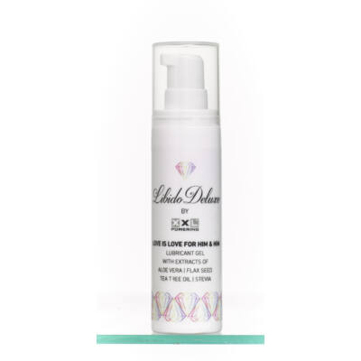 LIBIDO DELUXE - LOVE IS LOVE FOR HIM & HER - 30 ML