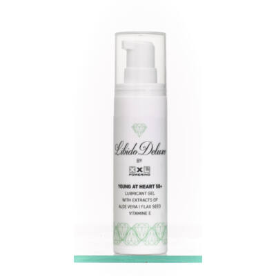 LIBIDO DELUXE - YOUNG AT HEART 50+ - 30 ML