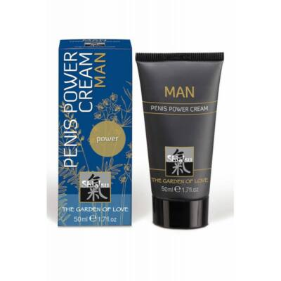 PENIS POWER CREAM - 50 ML