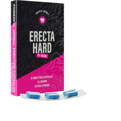 DEVILS CANDY ERECTA HARD - 6 DB