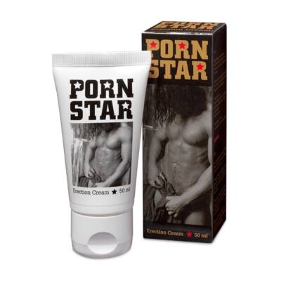 PORN STAR ERECTION CREAM - 30 ML