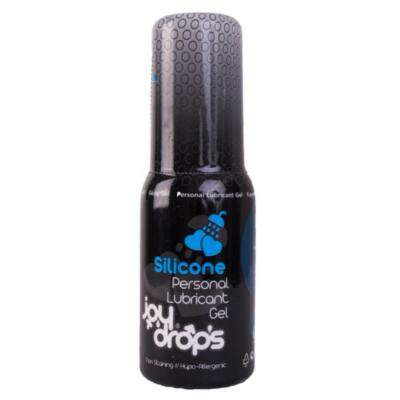 SILICONE PERSONAL LUBRICANT GEL - 50 ML