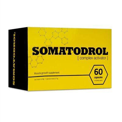 IRIDIUM LABS SOMATODROL - 60 DB