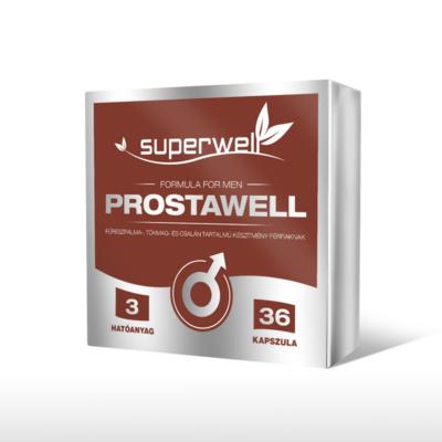 SUPERWELL PROSTAWELL KAPSZULA - 36 DB