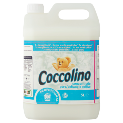 COCCOLINO PROFESSIONAL CONCENTRATE - 5 L