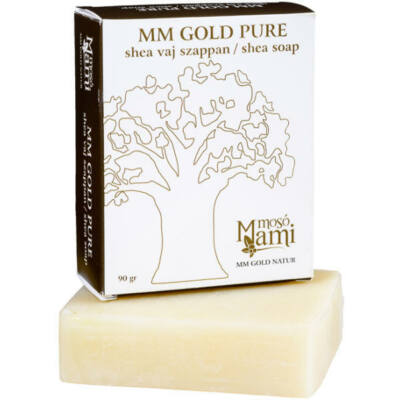MM GOLD NATUR SHEAVAJ SZAPPAN - 90 G