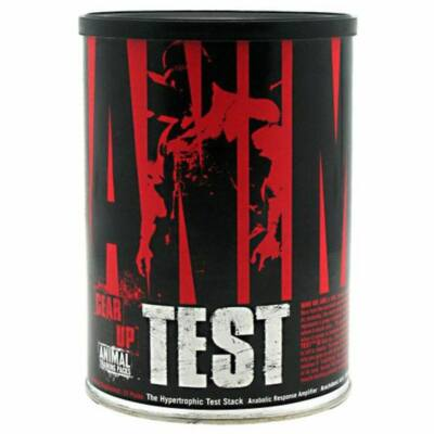 UNIVERSAL NUTRITION - TEST