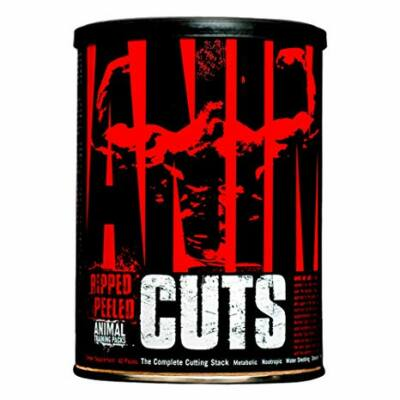 UNIVERSAL NUTRITION ANIMAL CUTS - 42 DB
