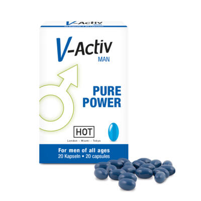 V-ACTIV CAPS FOR MEN