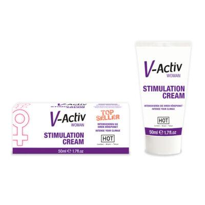V-ACTIV STIMULATION CREAM FOR WOMEN