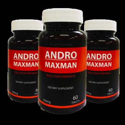 ANDRO MAXMAN - 60 DB