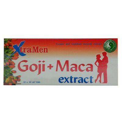 DR.CHEN XTRAMEN GOJI+MACA AMPULLA 10X10 ML