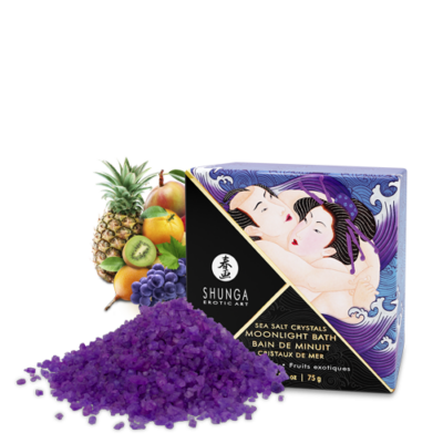 ORIENTAL CRYSTALS BATH SALTS - EXOTIC FRUITS
