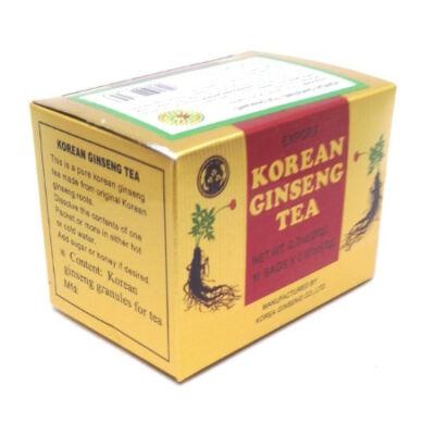 koreai ginseng tea