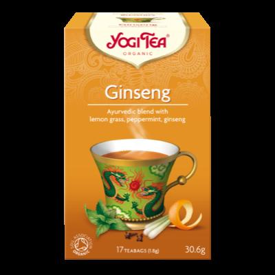 yogi ginsengvirág tea