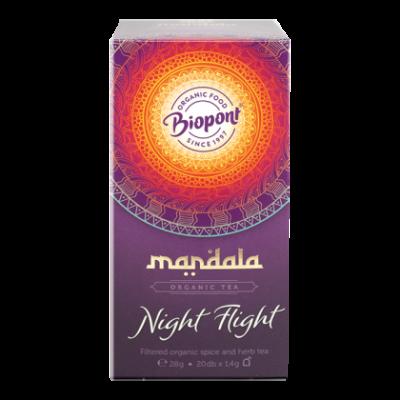 MANDALA BIO FILTERES TEA NIGHT FLIGHT 20 FILTER