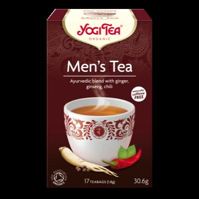 yogi men tea