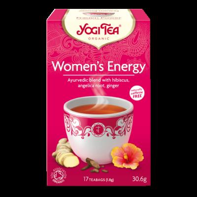 női energia tea