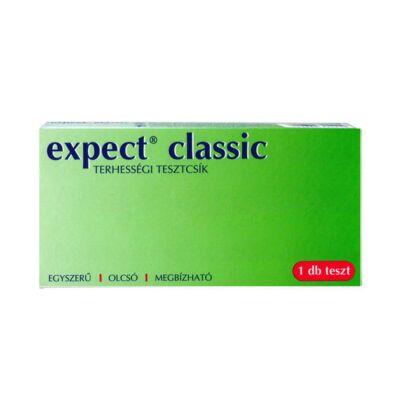 EXPECT CLASSIC TERHESSÉGI TESZTCSÍK - 1 DB