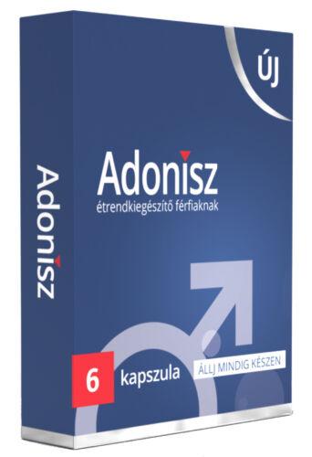 ADONISZ - 6 DB