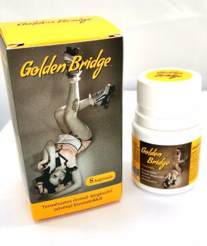 GOLDEN BRIDGE BY XXL POWERING - 8 DB