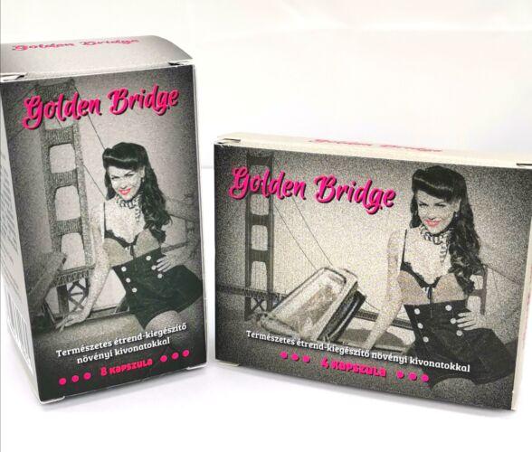 GOLDEN BRIDGE BY XXL POWERING - 4 DB