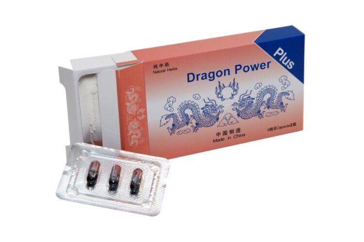 DRAGON POWER PLUS - 6 DB