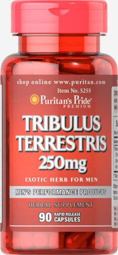 PURITANS PRIDE TRIBULUS - 90 DB
